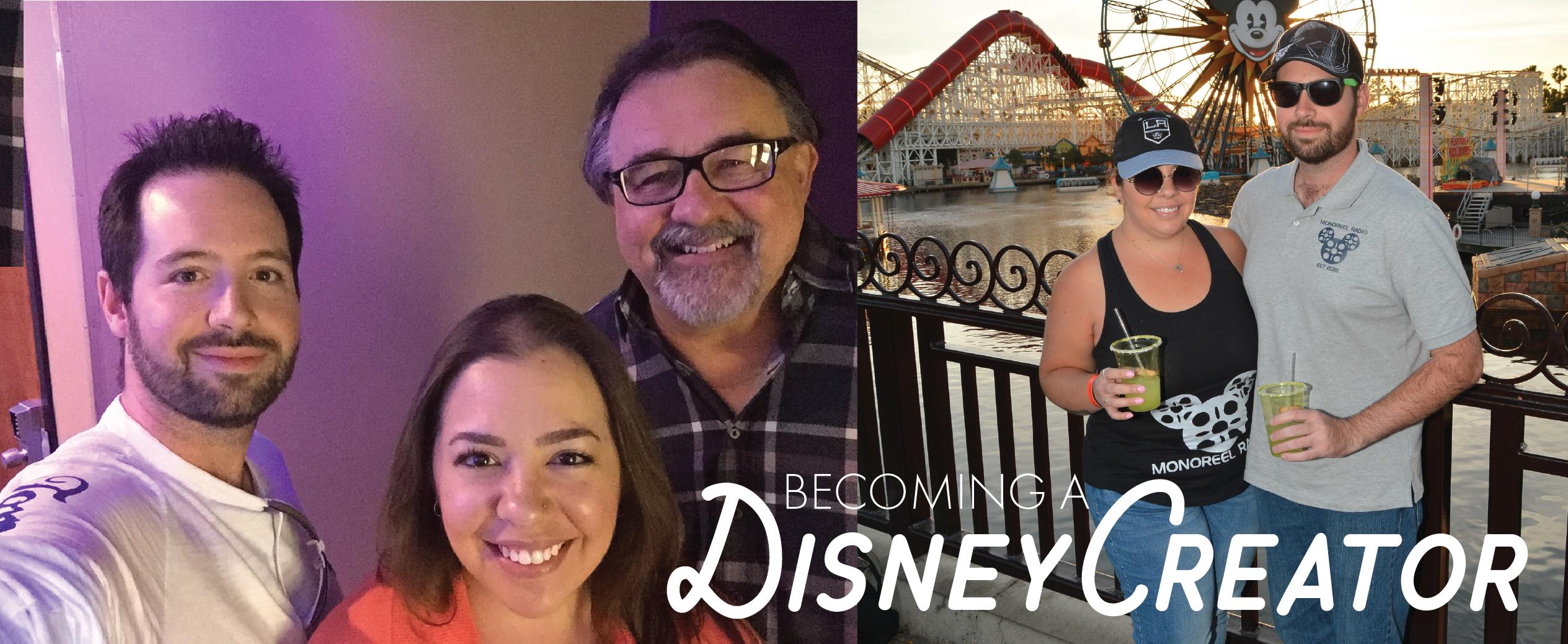 Monoreel Radio Disney Podcast